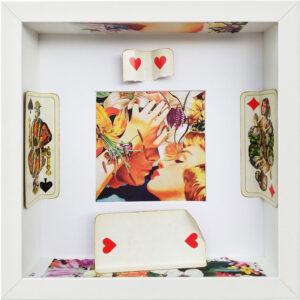 Die Zeit zieht ihre Karten 2, Karen Mirbach, 2021