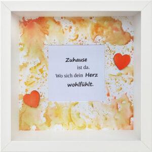 Zuhause, Mia Uhl, Friedrich-Magnus-Gesamtschule, Laubach, 2021
