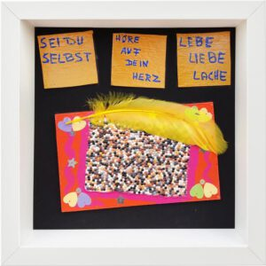 Mosaik des Lebens, Denise Fortmeyer, 2021